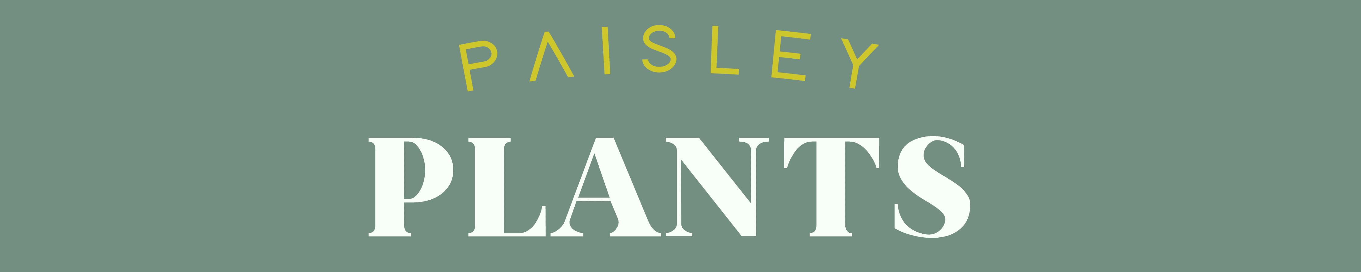 Paisley Plants